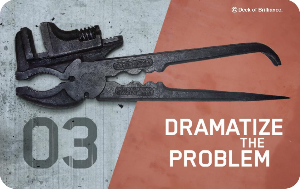 03. Dramatize the Problem